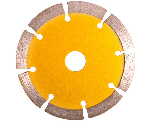 Diamond blade for decoration