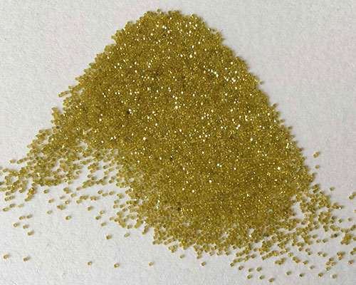 SMD synthetic diamond
