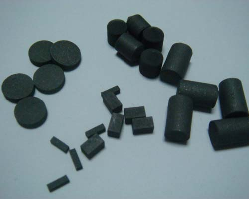 TSP synthetic diamond buttons
