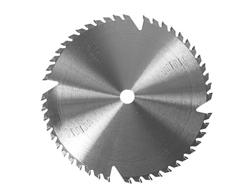 Wood material special-purpose saw blade